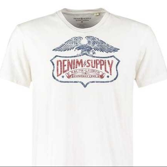Shirts Fast Deliver Denim And Supply Ralph Lauren Mens Shirt Long Sleeve Size Small Blue Striped Available In Various Designs And Specifications For Your Selection